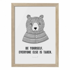 Tableau Be yourself