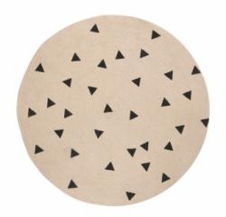 Tapis Triangles 100cm