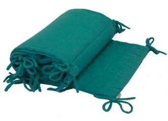 numero 74 tout le textile de lit enfant vert file dans. Black Bedroom Furniture Sets. Home Design Ideas