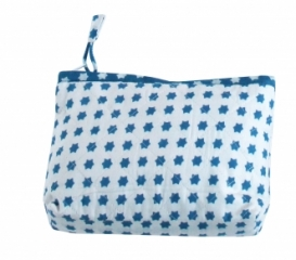 Trousse de toilette Blue Stars