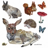 Sticker Animaux I
