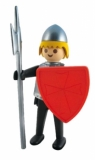 Playmobil Chevalier noir