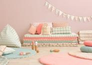 matelas de sol saint tropez zig zag nobodinoz file dans ta chambre. Black Bedroom Furniture Sets. Home Design Ideas
