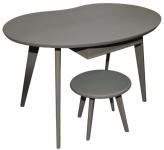La table haricot laurette file dans ta chambre for Bureau haricot
